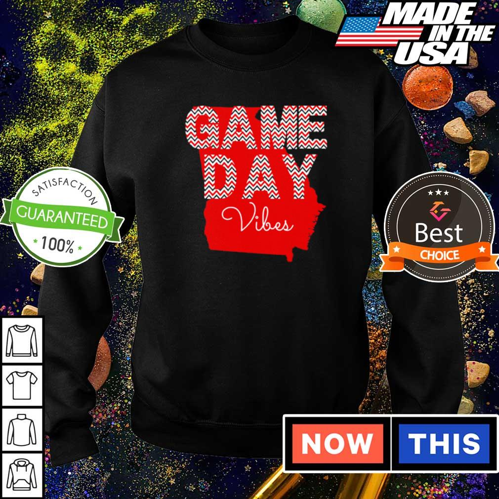Official awesome game day vibes s sweater