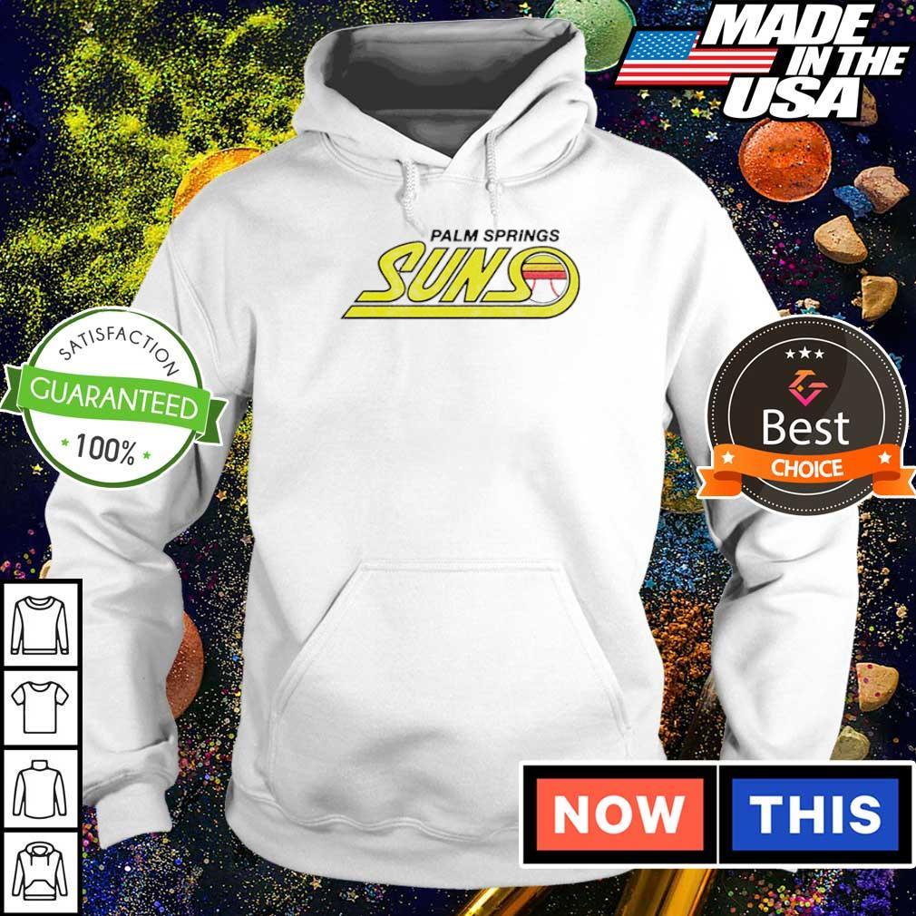 Palm springs suns baseball s hoodie