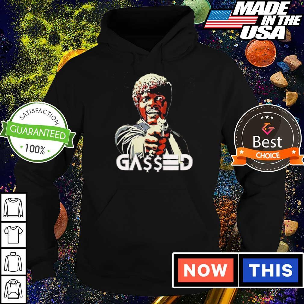 Samuel L. Jackson gassed motherfucker s hoodie