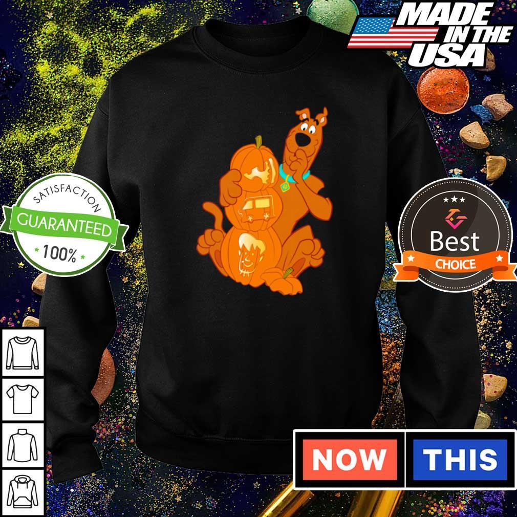 Scooby Doo love pumpkin happy Halloween s sweater