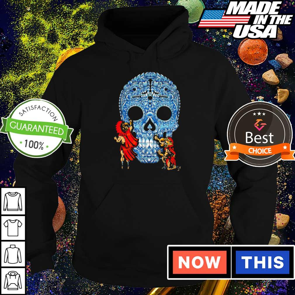 Sugar skull day's of the dead s hoodie