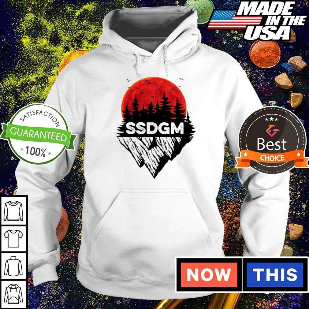 True crime SSDGM camping s hoodie