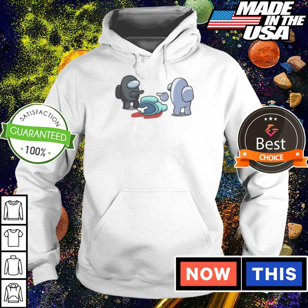 Among us you're the imposter s hoodie