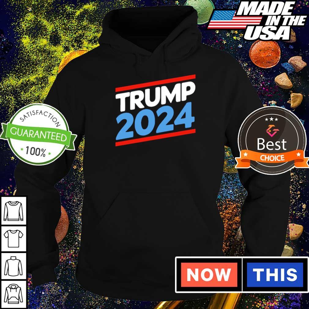 Donald Trump president 2024 s hoodie