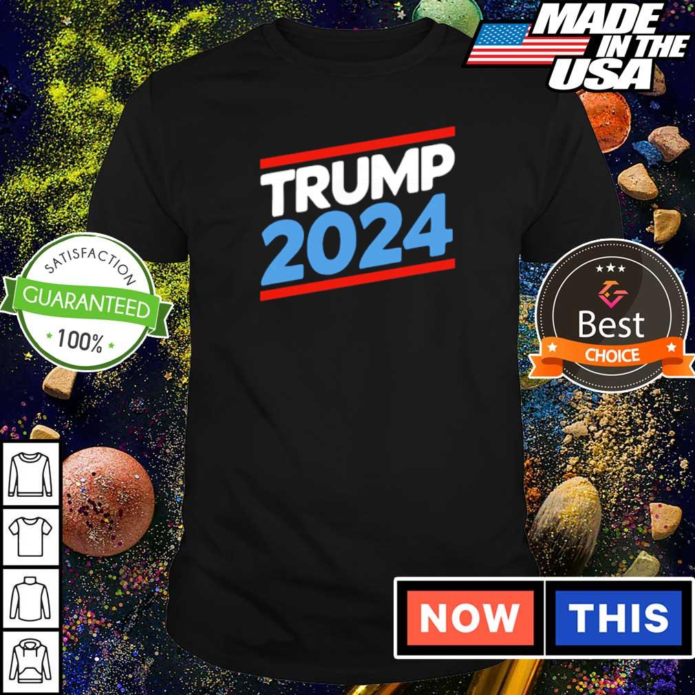 Donald Trump president 2024 shirt