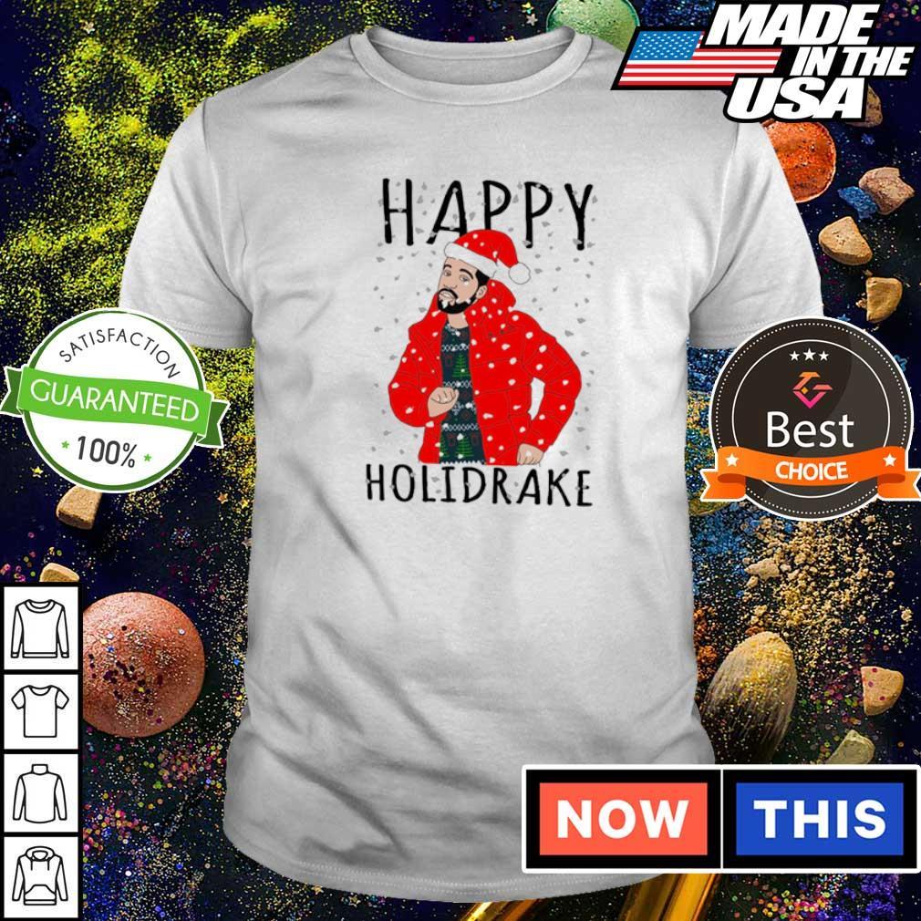 Drake happy Holidrake merry Christmas sweater shirt