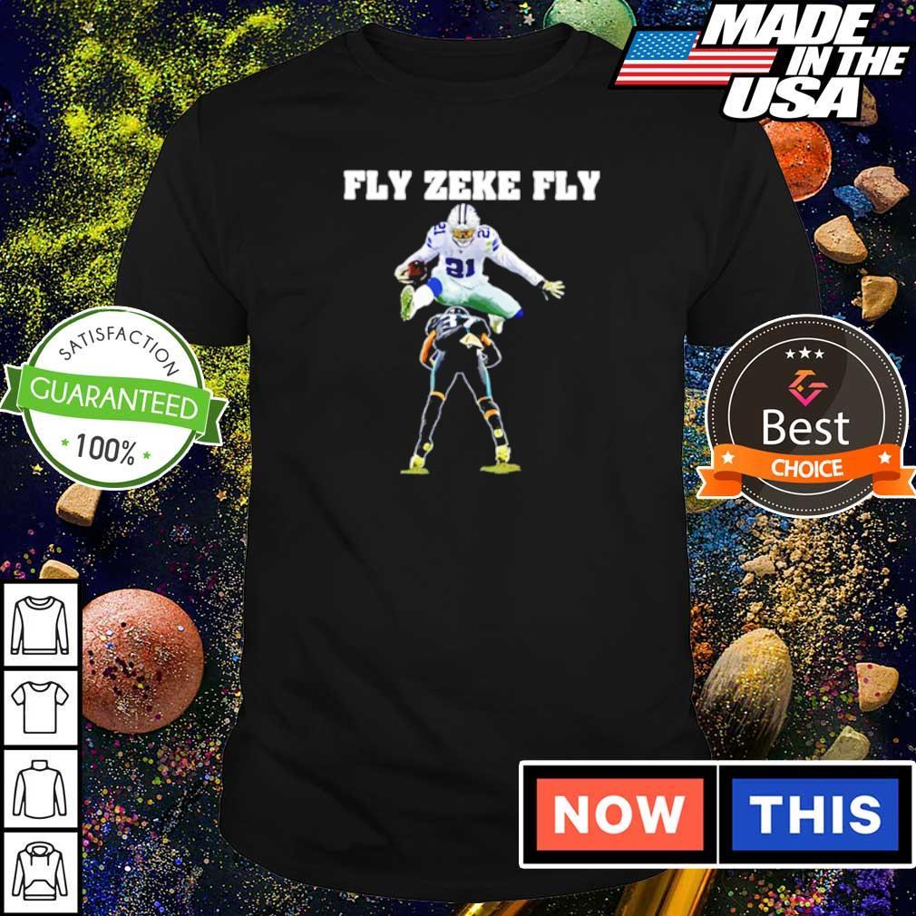 Ezekiel Elliott fly Zeky fly shirt