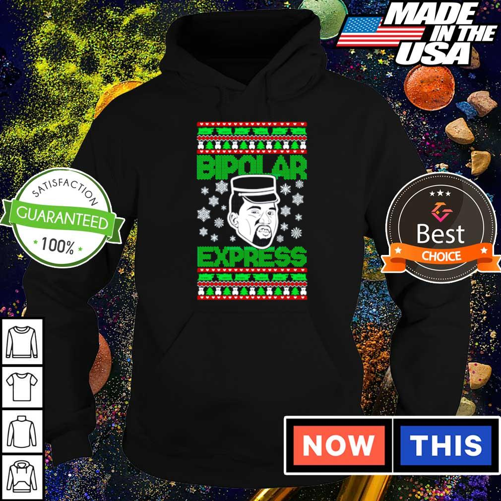 Kanye West bipolar express Christmas sweater hoodie