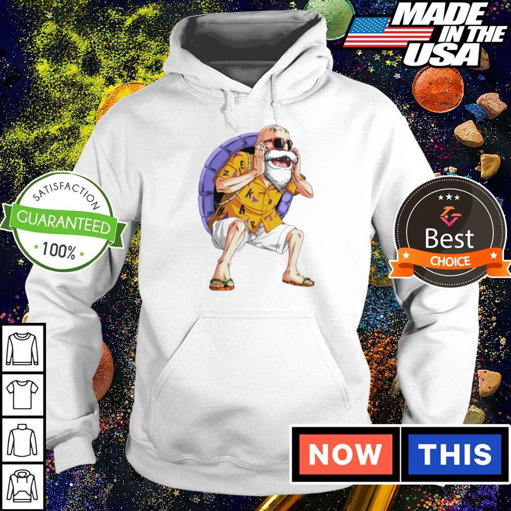 Master Roshi Dragon Ball anime s hoodie