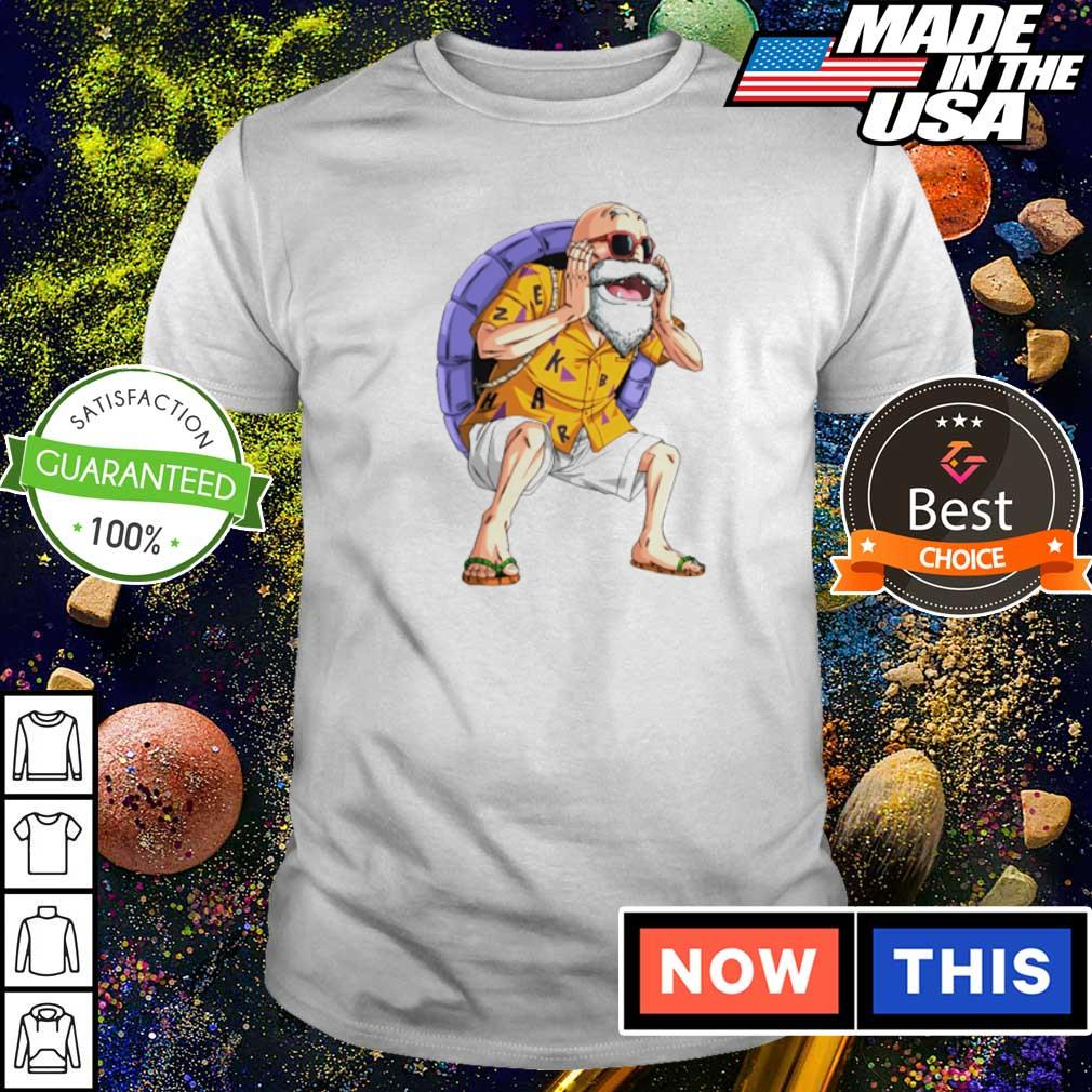Master Roshi Dragon Ball anime shirt