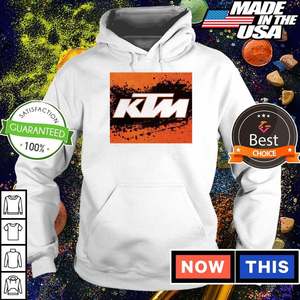 Motor dirtbike KTM s hoodie