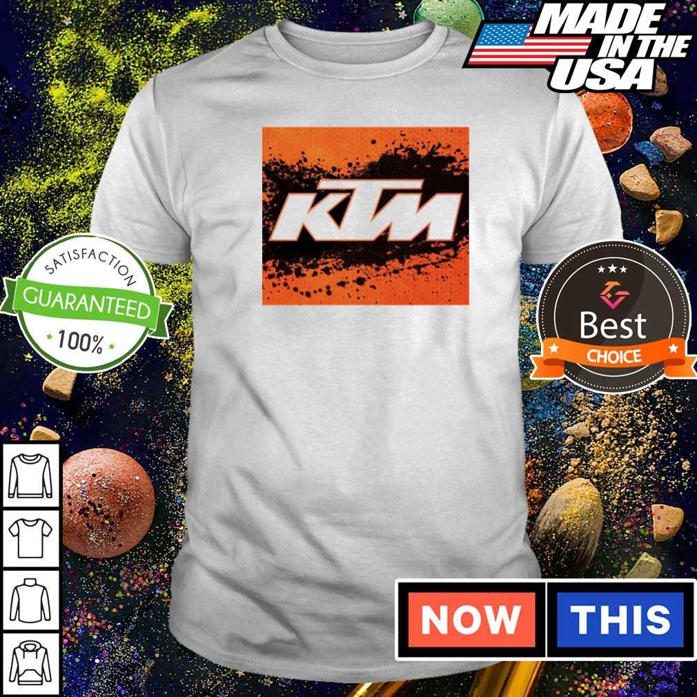 Motor dirtbike KTM shirt