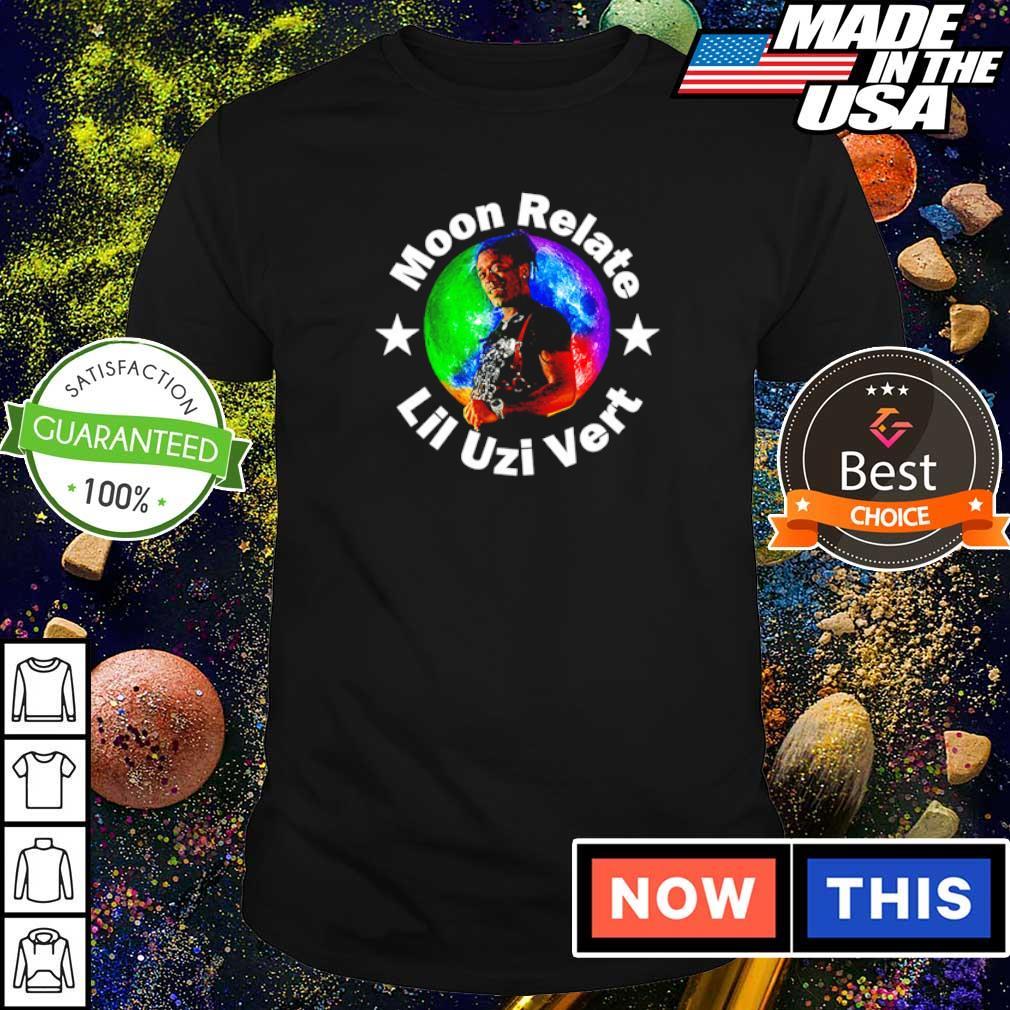 Official Lil Uzi Vert moon relate shirt