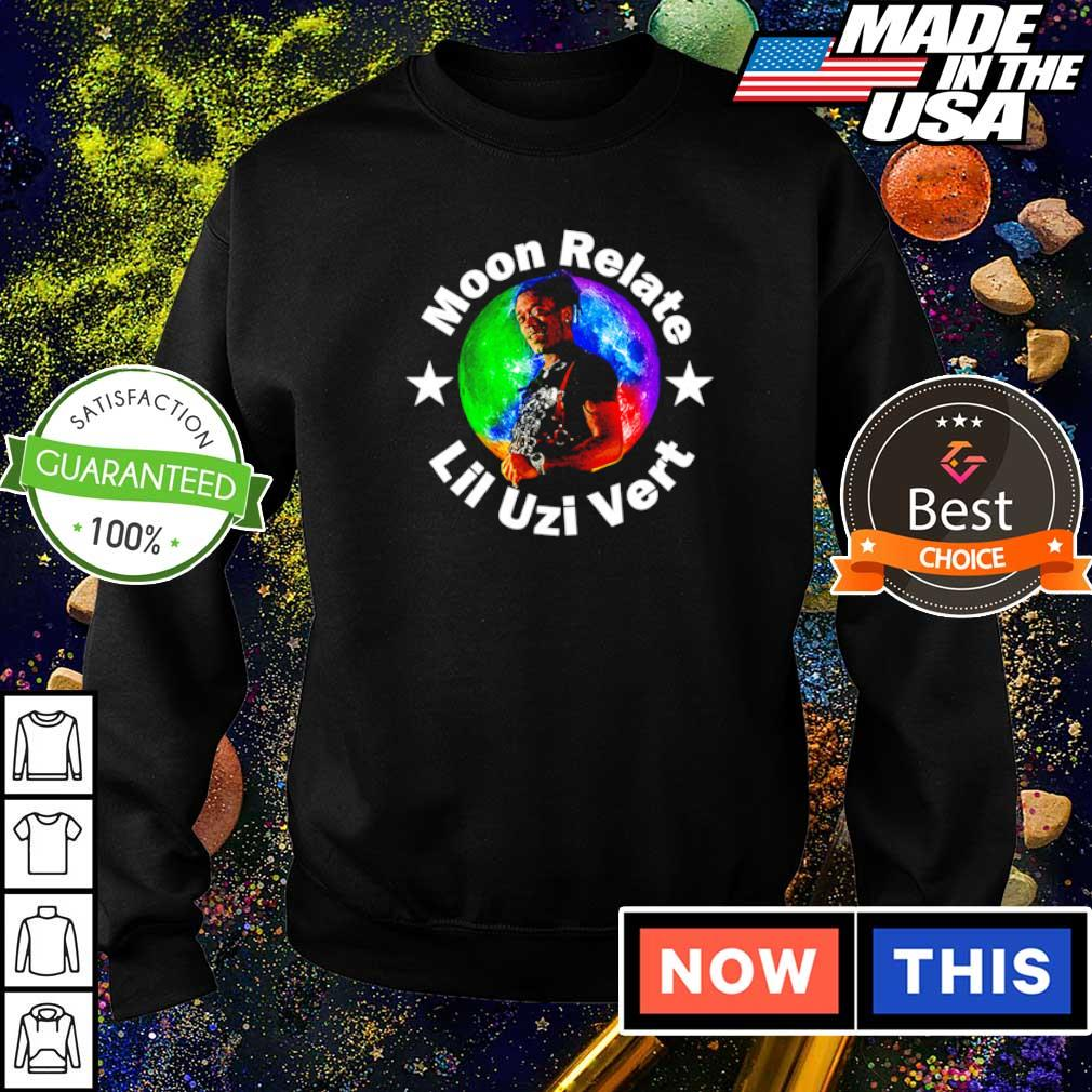 Official Lil Uzi Vert moon relate s sweater