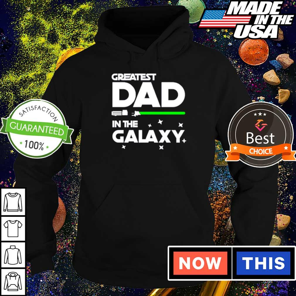 Star Wars greatest dad in the galaxy s hoodie