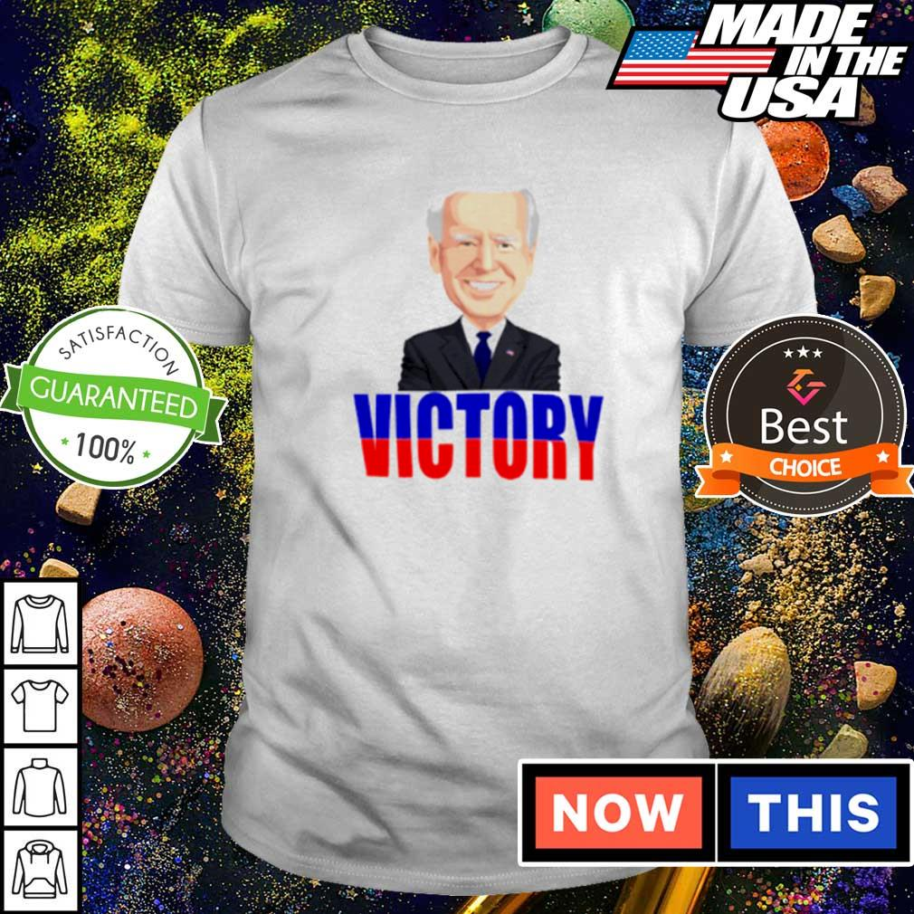 Vote Joe Biden for victory shirt