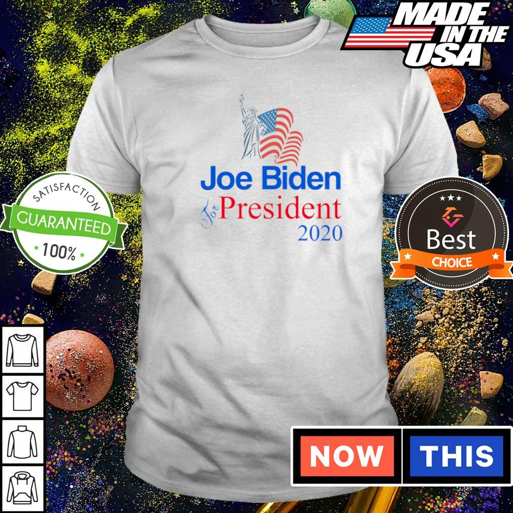 Vote Joe Biden president 2020 shirt