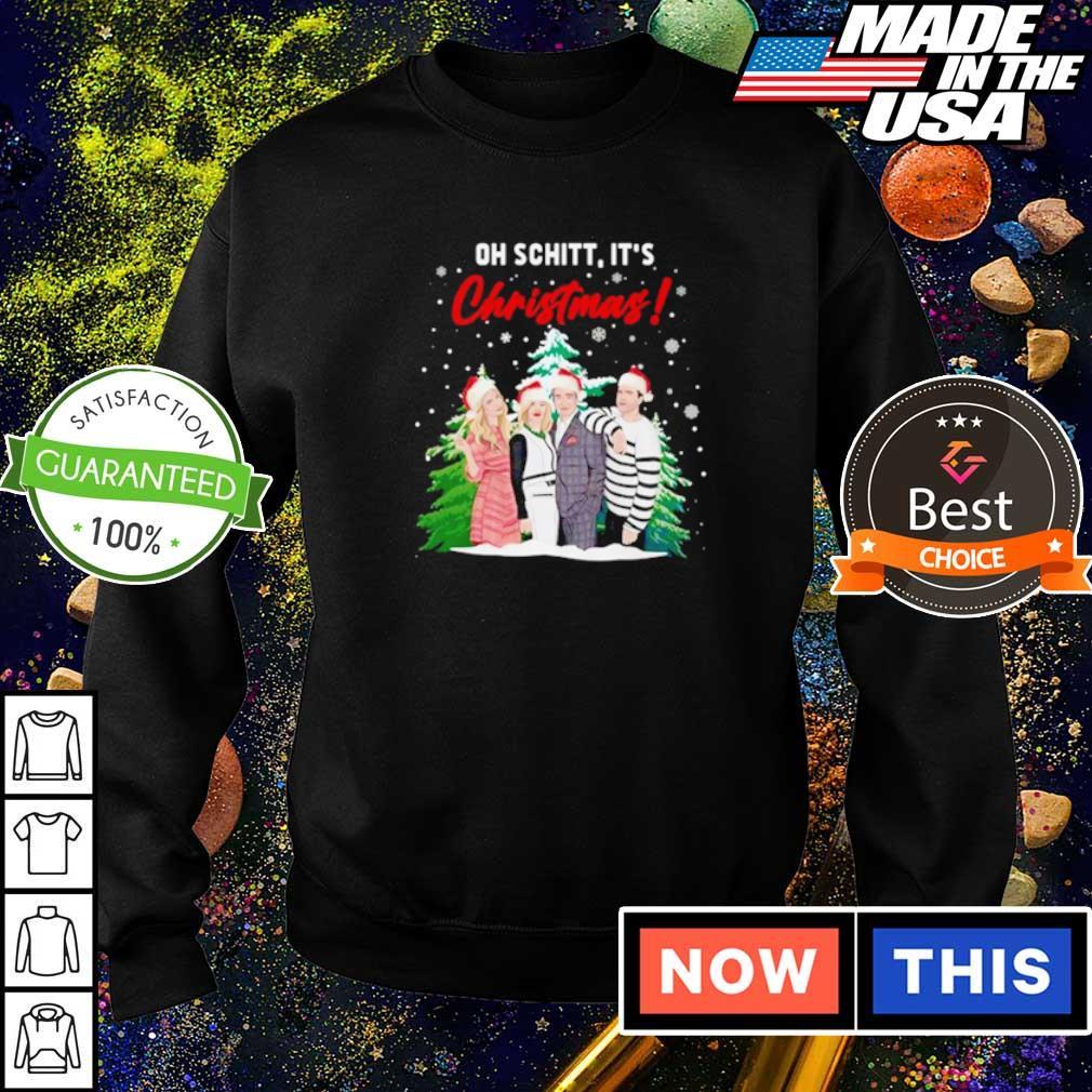 Oh Schitt it's Christmas sweater