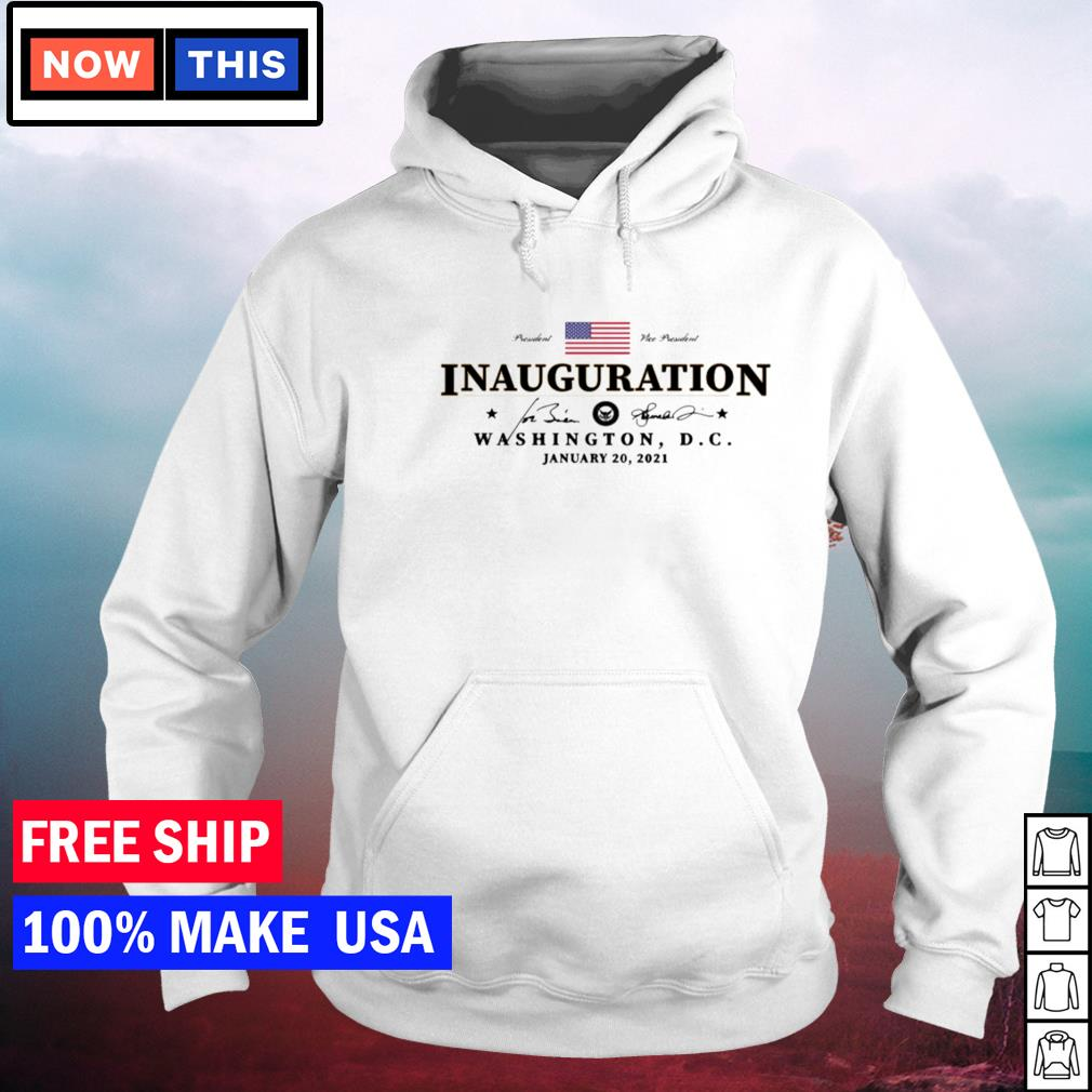 America inauguration Washington DC January 20, 2021 s hoodie