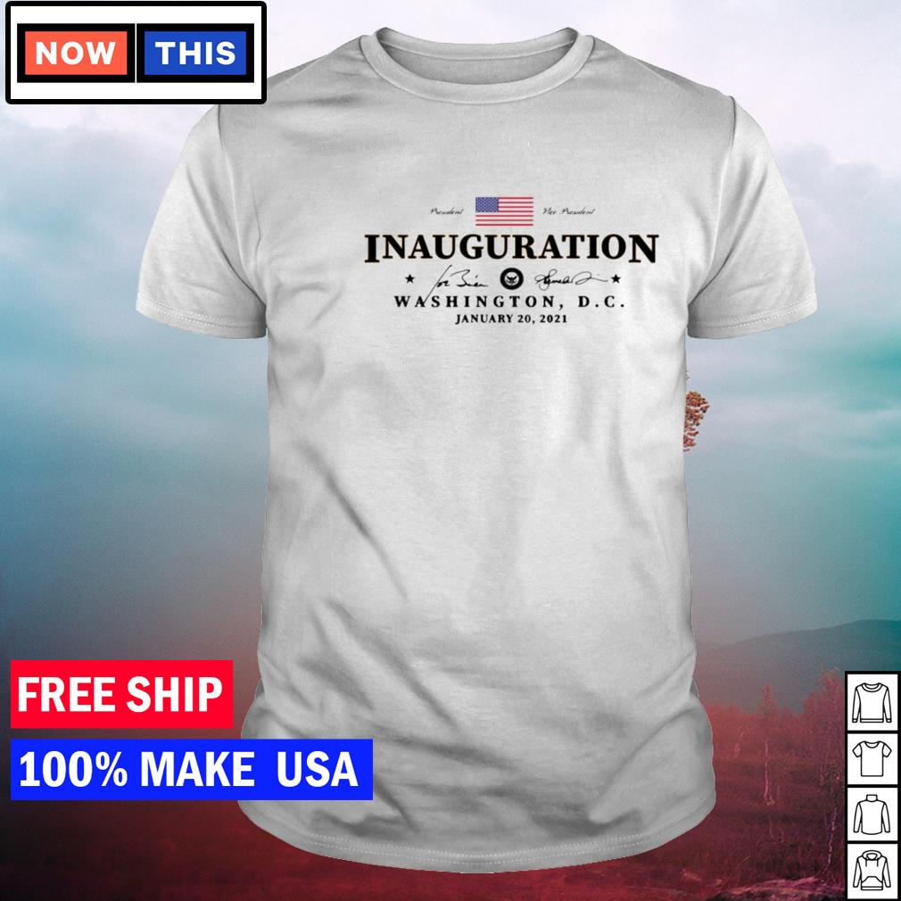 America inauguration Washington DC January 20, 2021 shirt