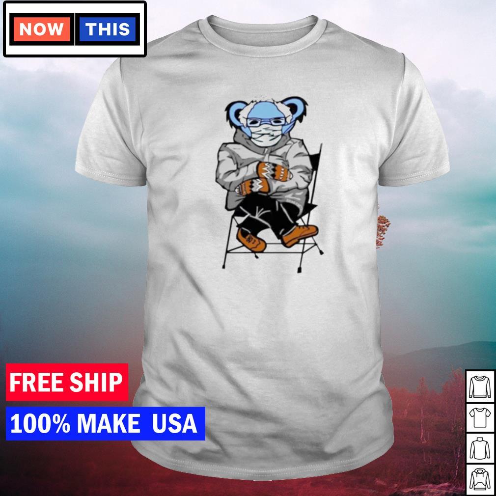 Bernie Mittens Grateful Dead bear meme shirt