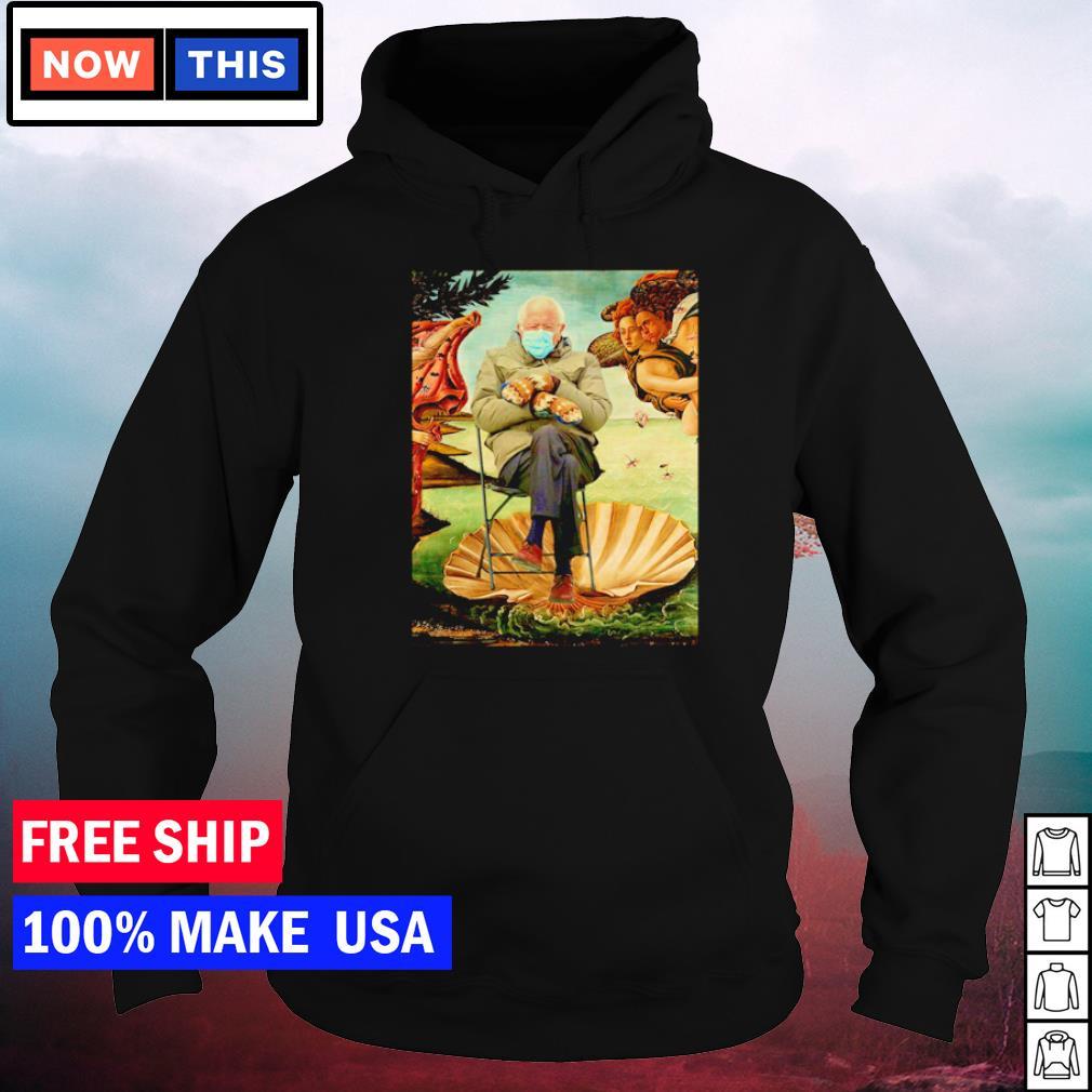 Bernie Mittens Sanders Biden inauguration 2021 meme s hoodie