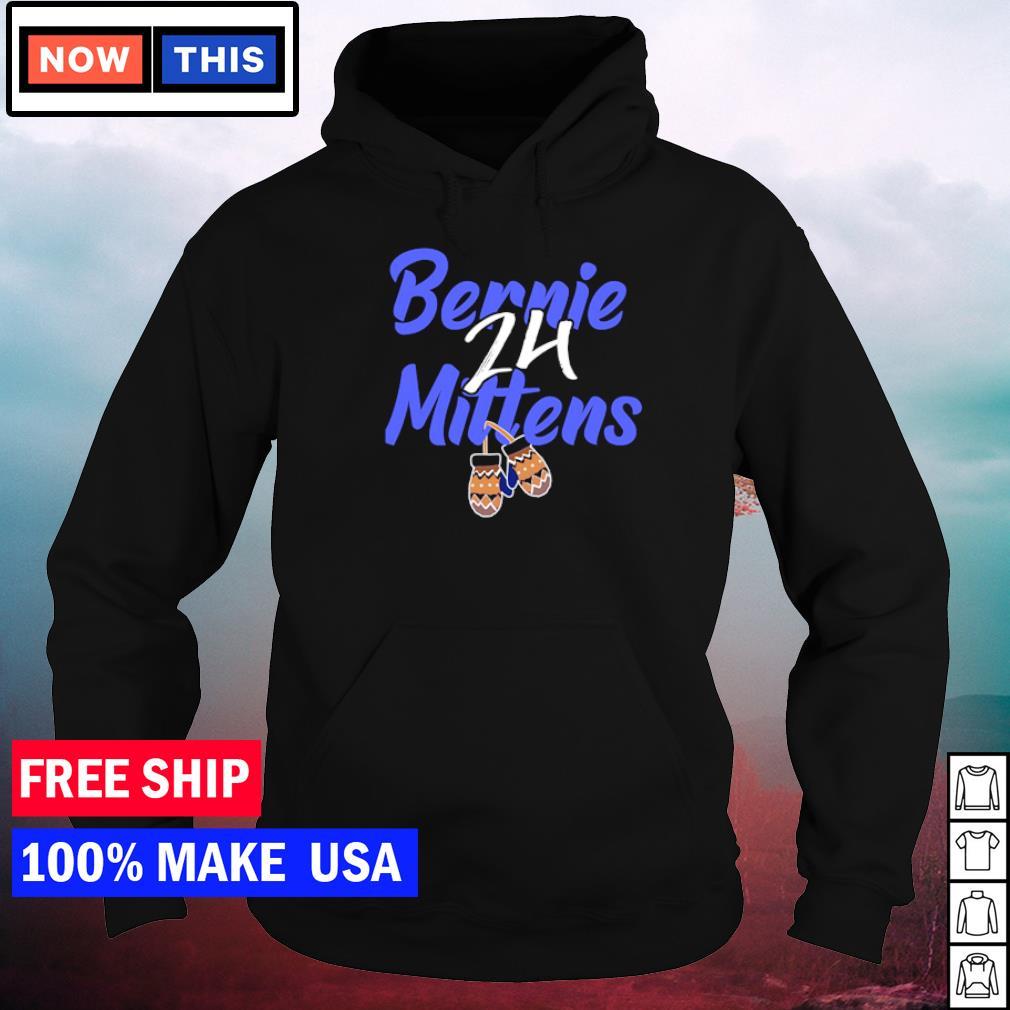 Bernie Sanders 24 Mittens s hoodie