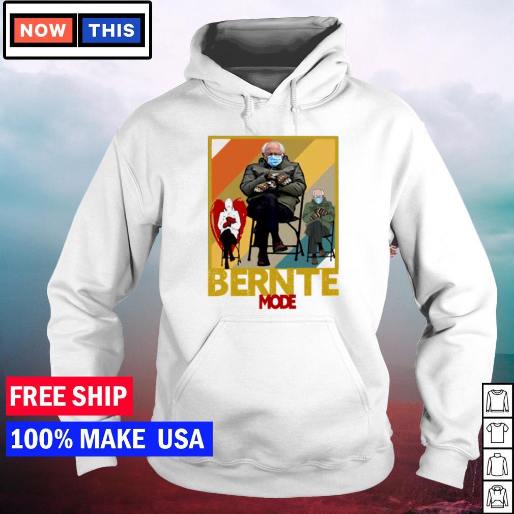 Bernie Sanders inauguration day Bernte mode s hoodie