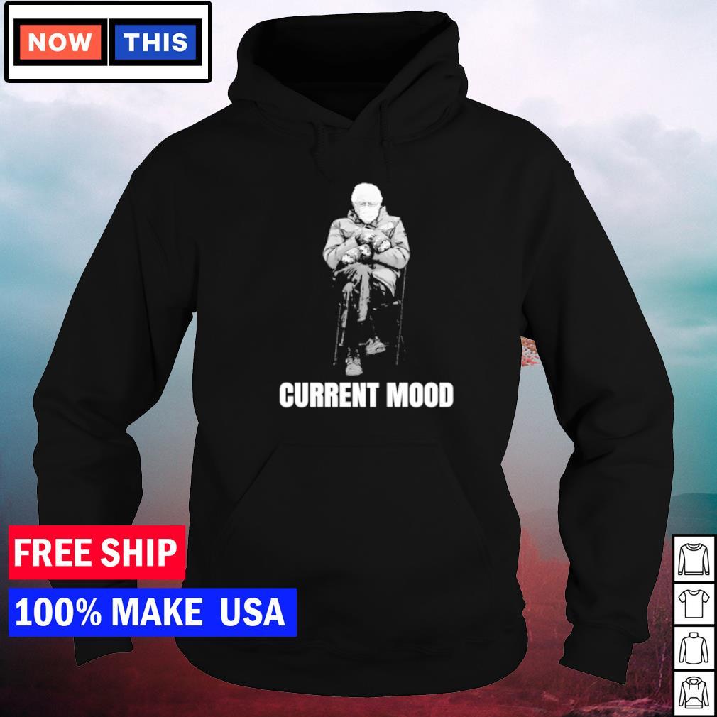Bernie Sanders mittens inauguration 2021 current mod s hoodie