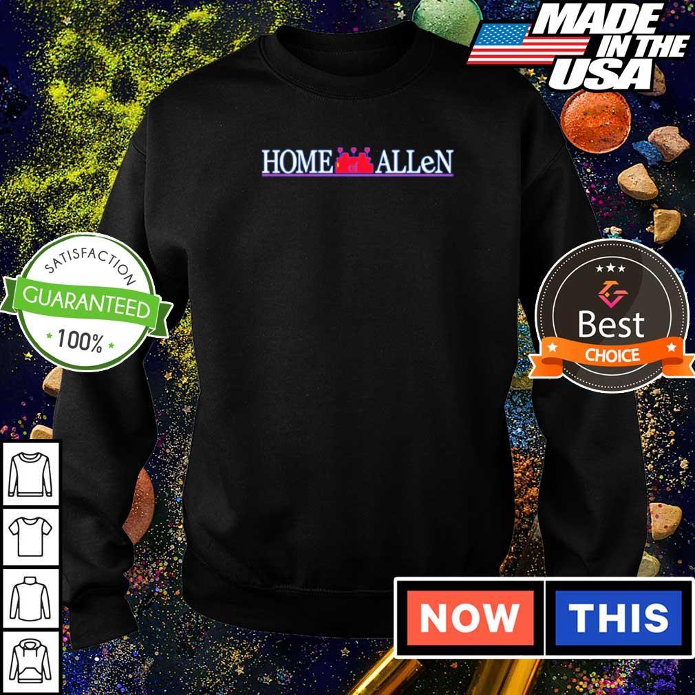 Buffalo Bills home of Allen 2021 shirt