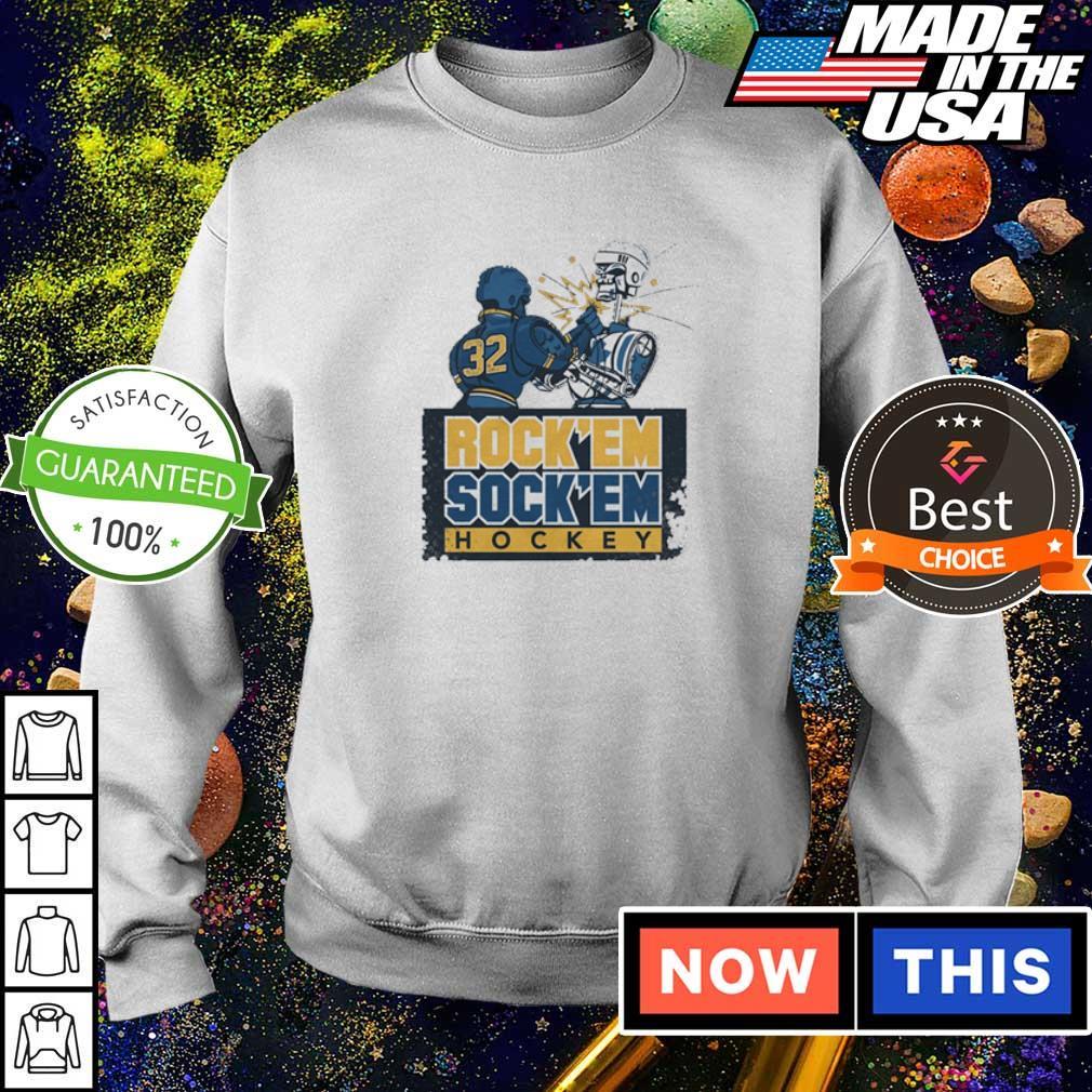 Buffalo rock'em sock'em hockey 2021 shirt