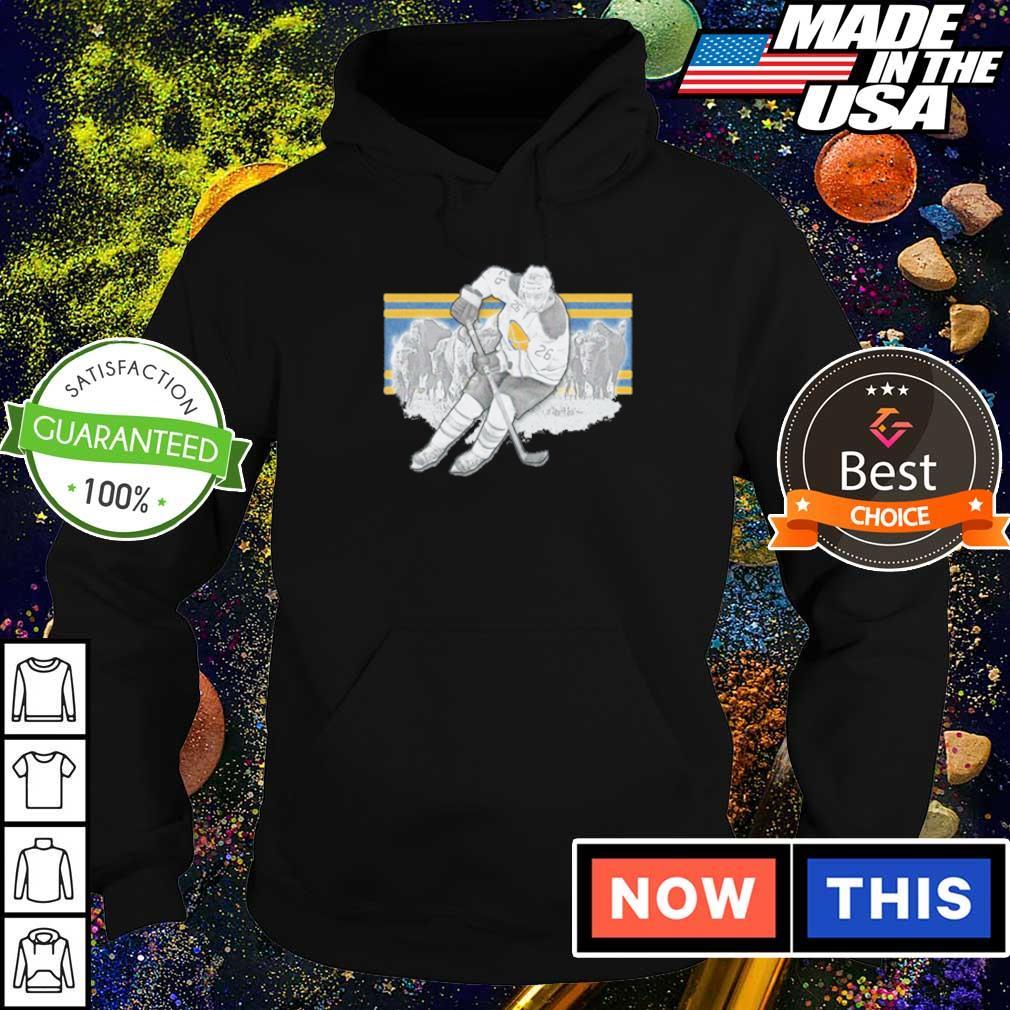 Buffalo Sabres Rasmus Dahlin number 26 2021 s hoodie