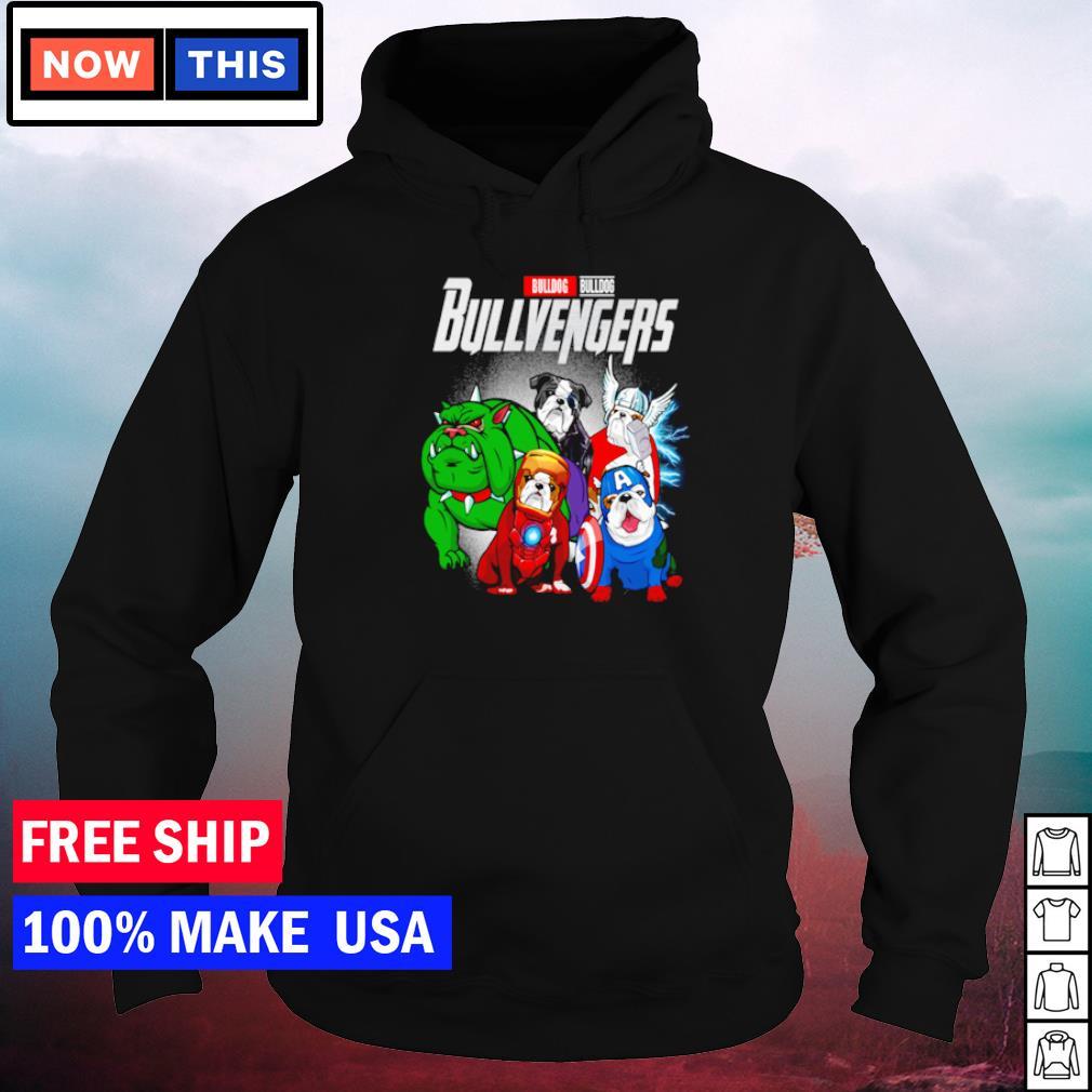 Bulldog Bulldog Bullvengers s hoodie