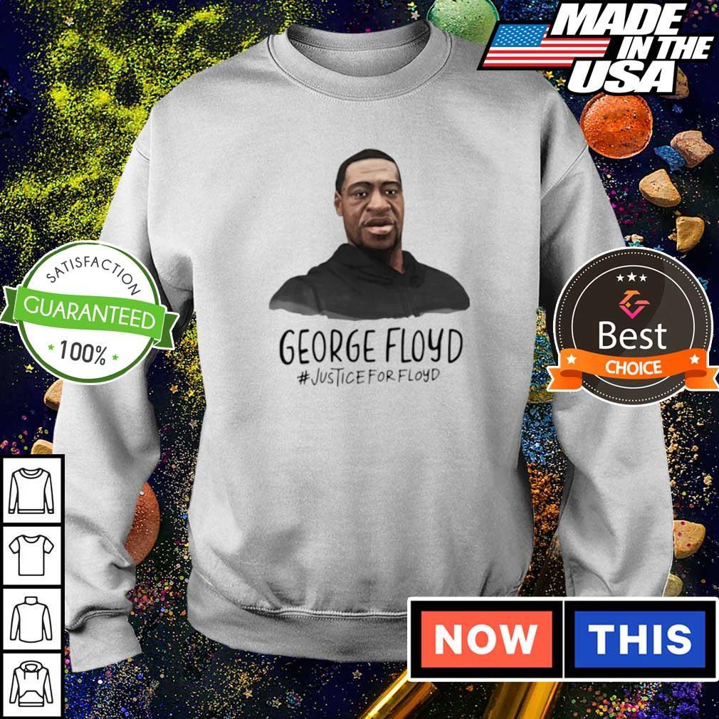 George Floyd justice for Floyd 2021 shirt