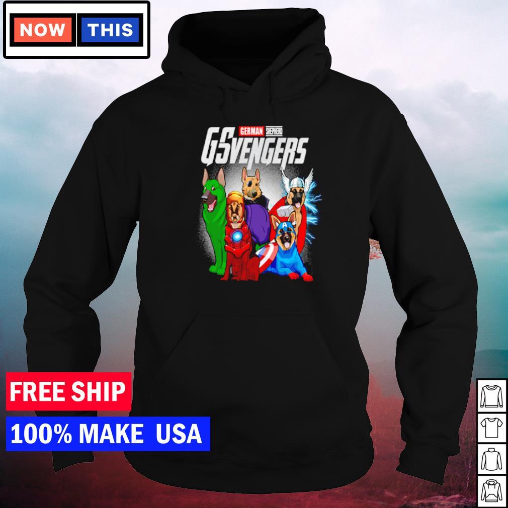 German Shepherd GSvengers s hoodie