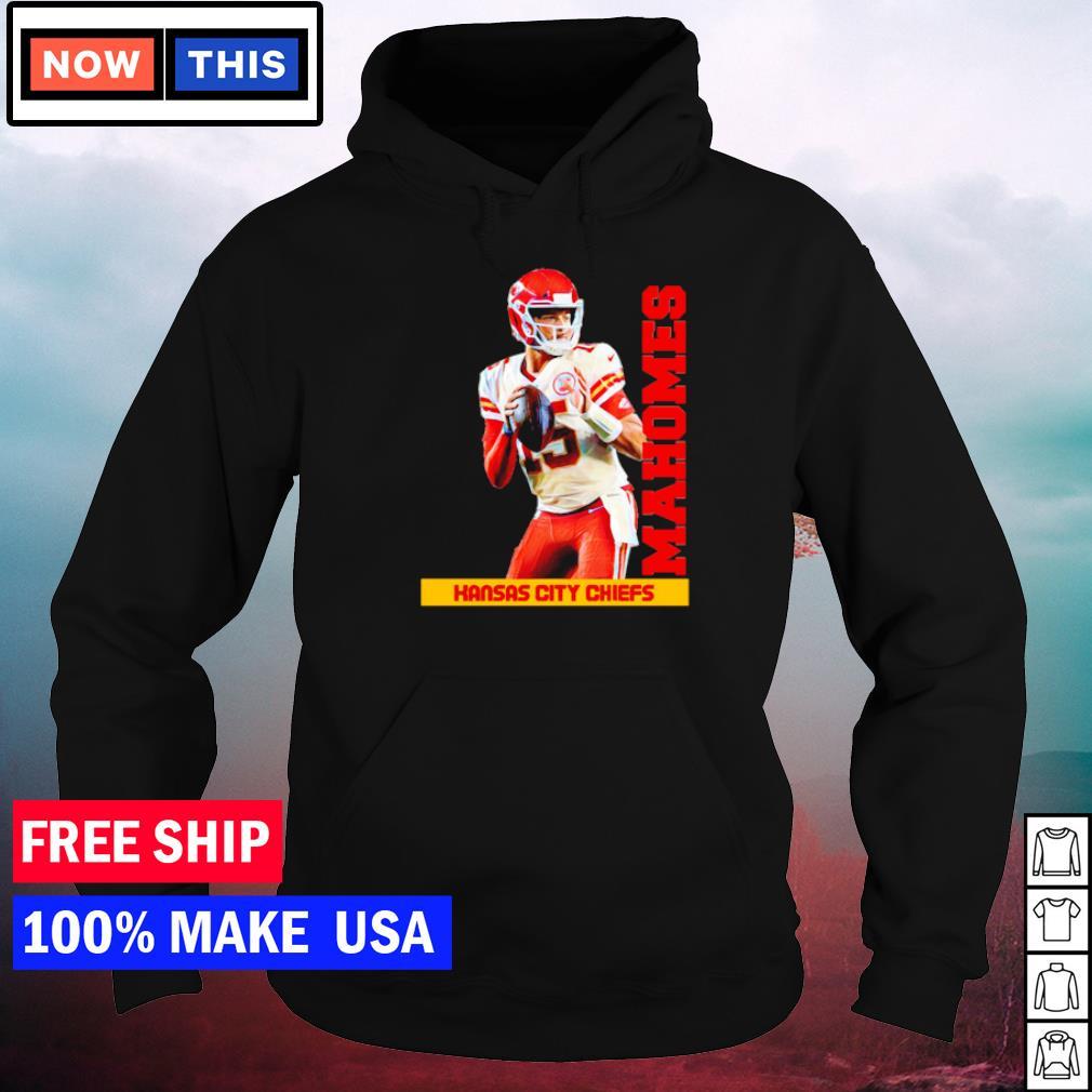 Kansas City Chiefs Patrick Mahomes number 15 s hoodie