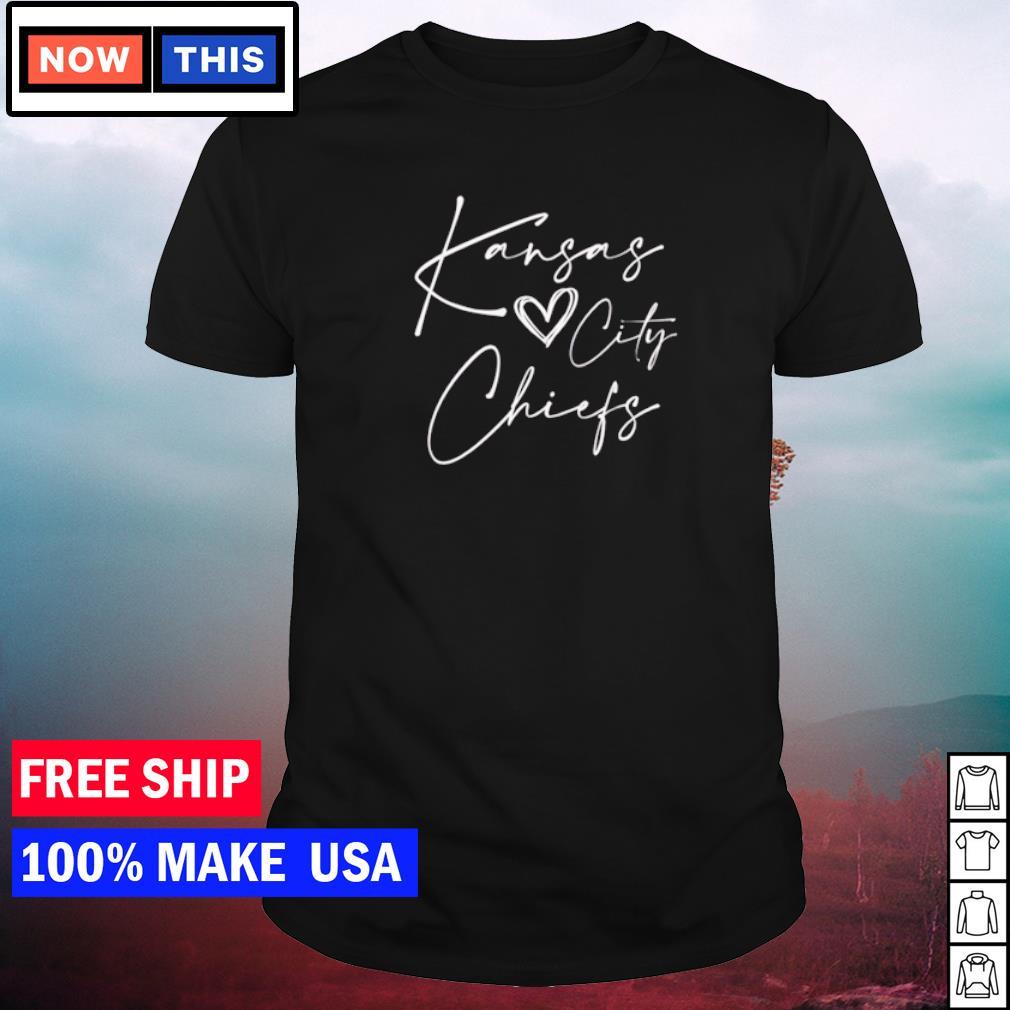 Love Kansas City Chiefs shirt