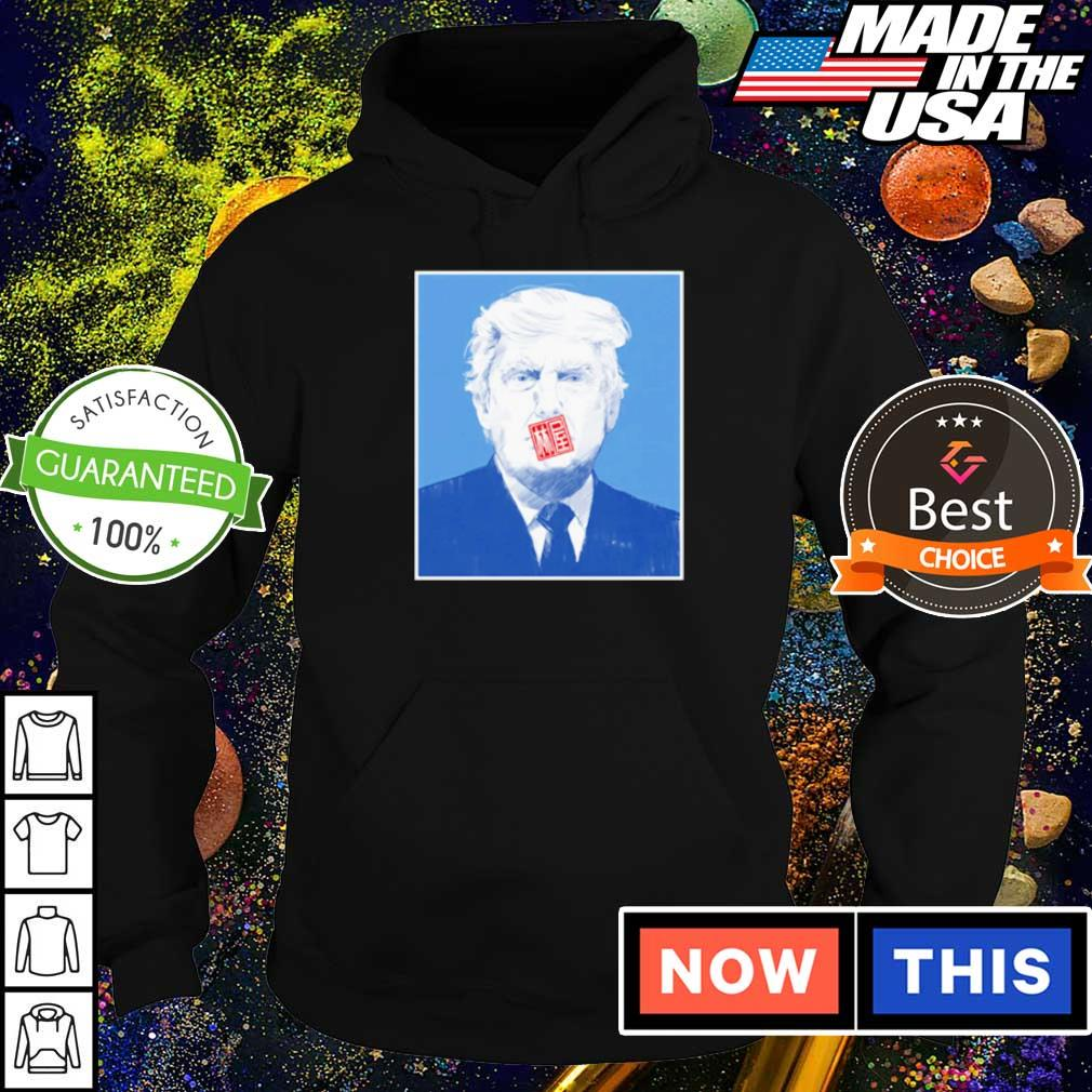 Official Donald Trump art 2021 s hoodie