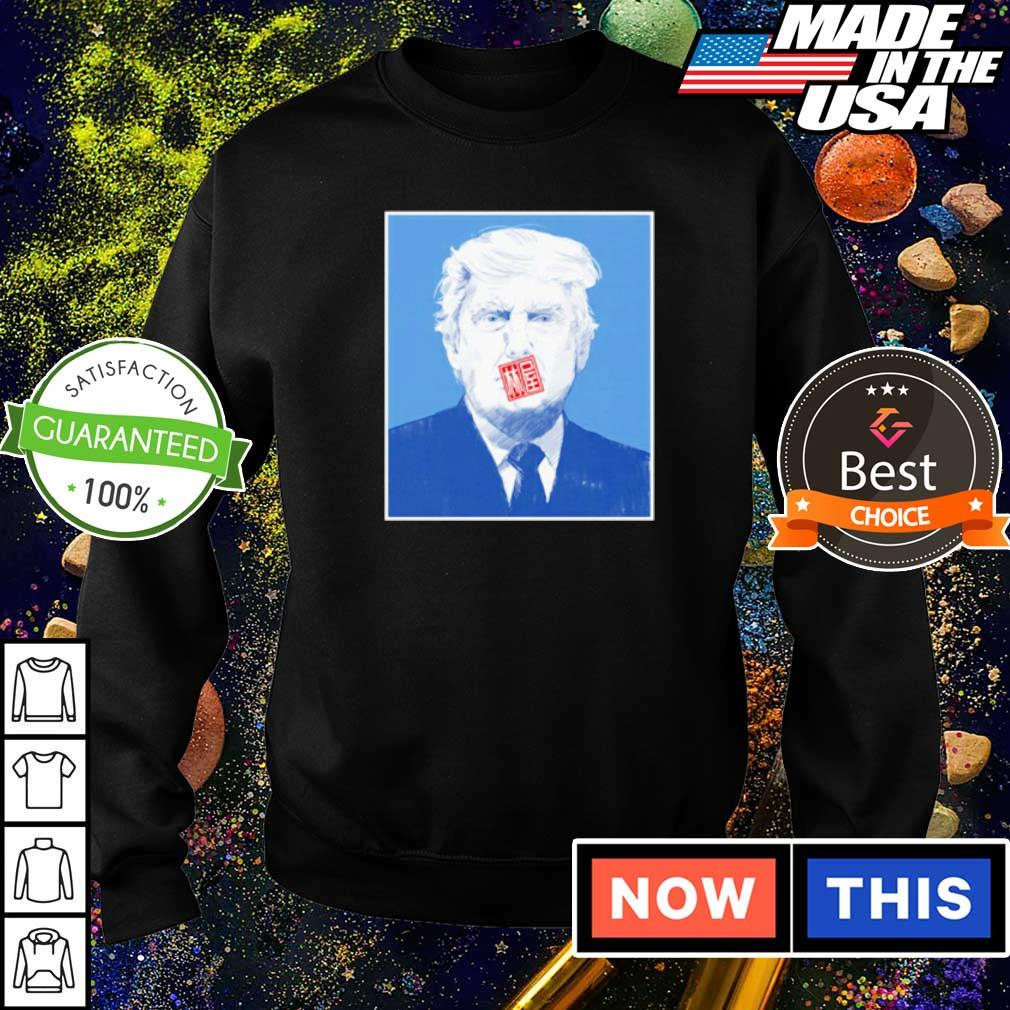 Official Donald Trump art 2021 s sweater