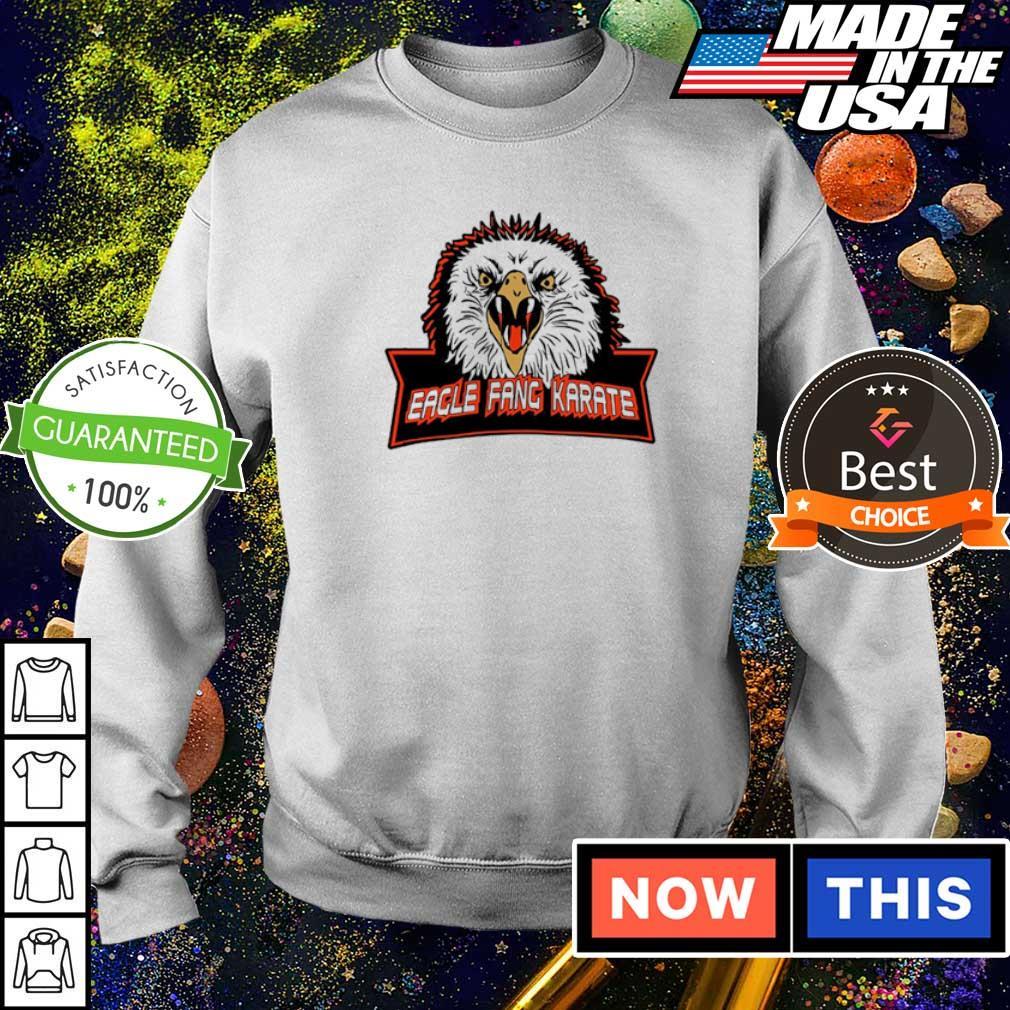 Official Eagle Fang Karate 2021 shirt