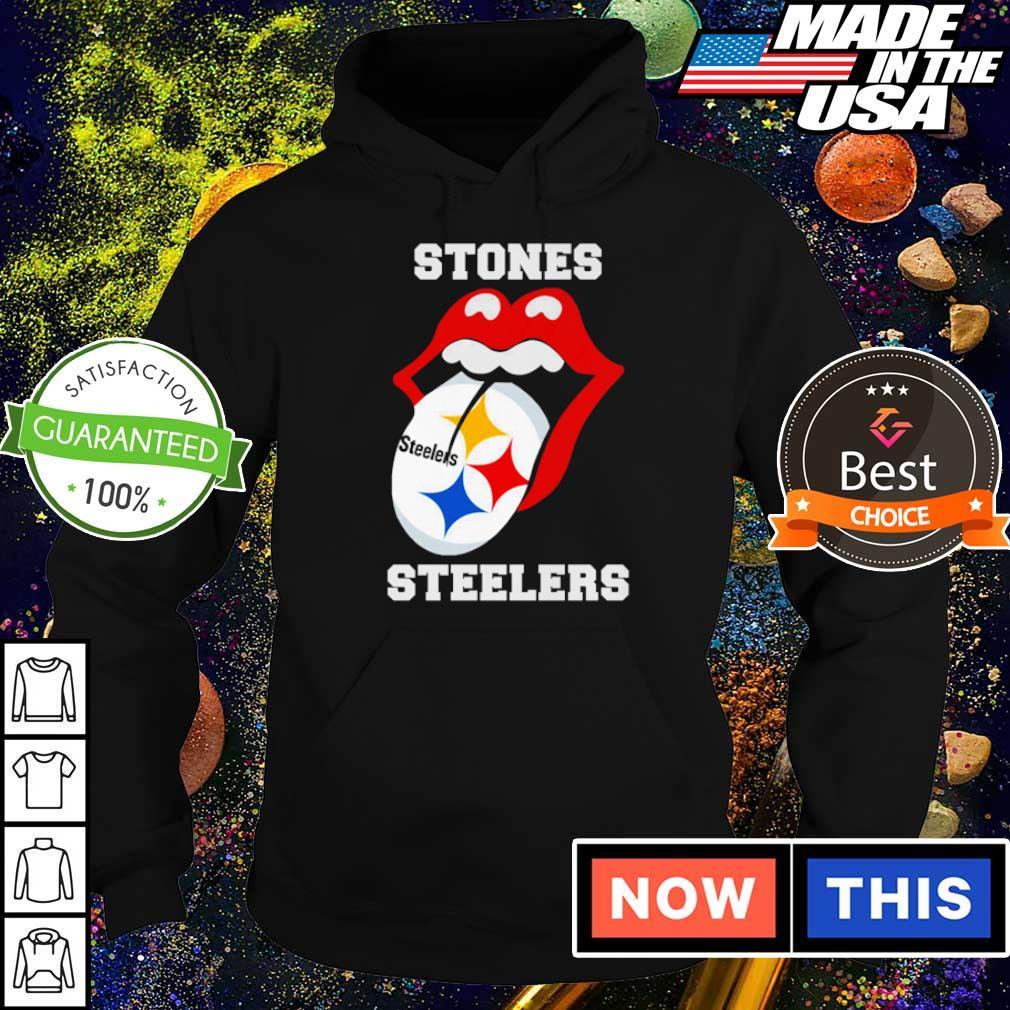 Pittsburgh Steelers The Rolling Stones 2021 hoodie