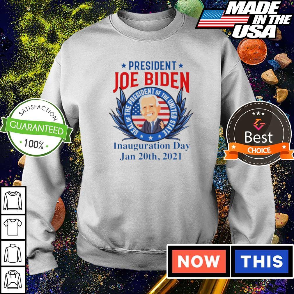 President Joe Biden inauguration day jan 20th 2021 shirt