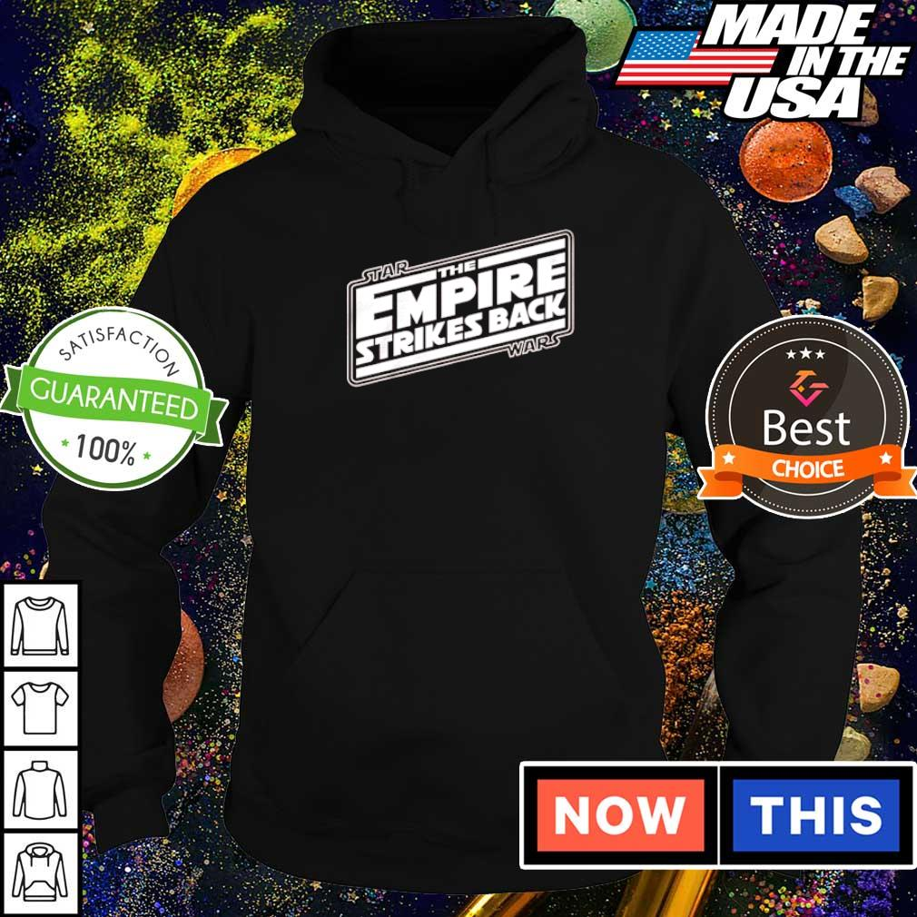 Star Wars the empire strikes back 2021 s hoodie
