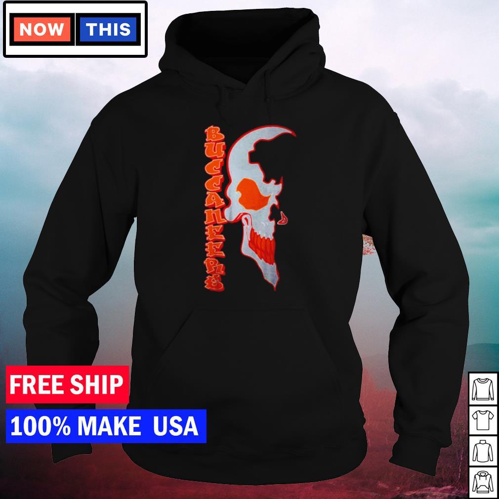 Tampa Bay Buccaneers death skull s hoodie
