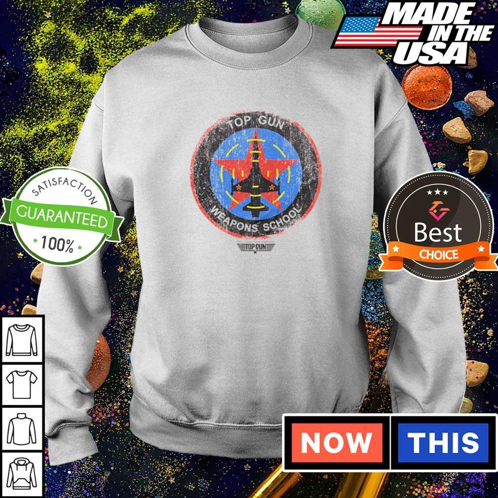 Top Gun weapons school vintage 2021 shirt